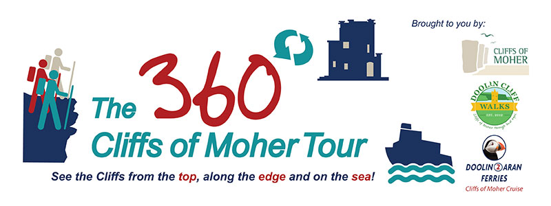Cliffs of Moher 360 Tour