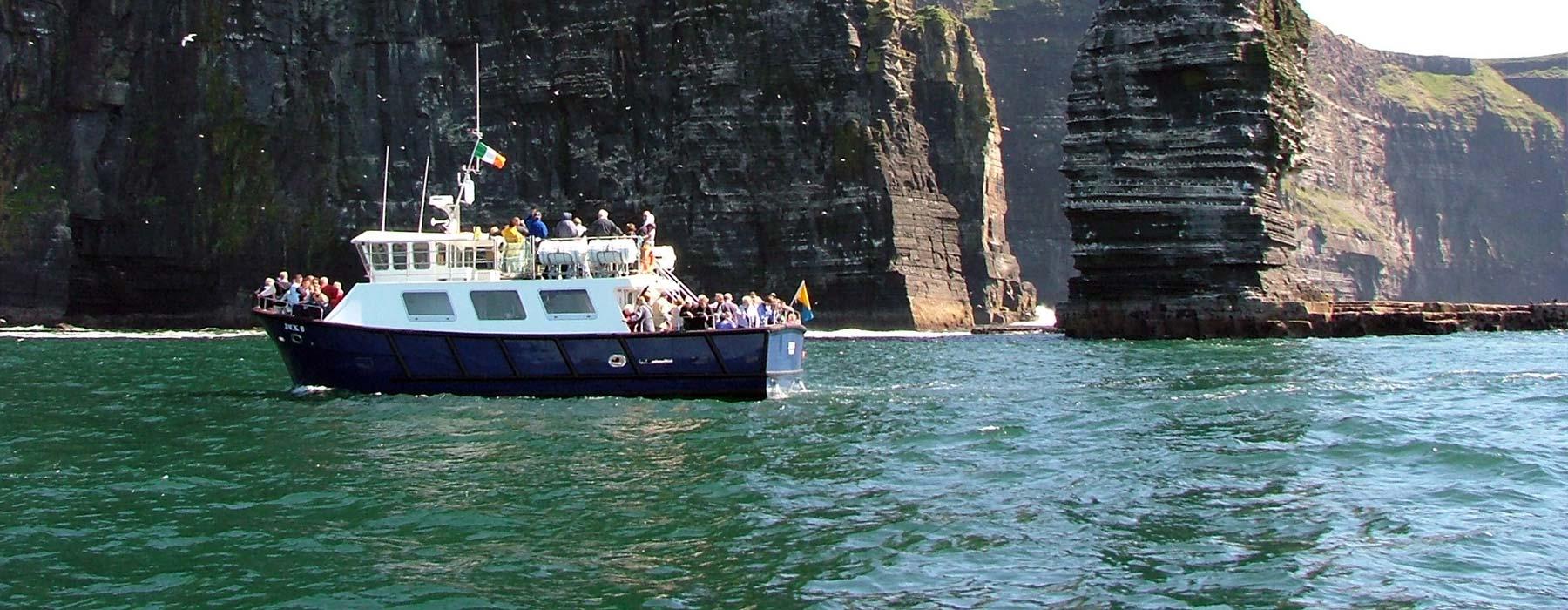 Ireland Cliffs Of Moher Day Tour