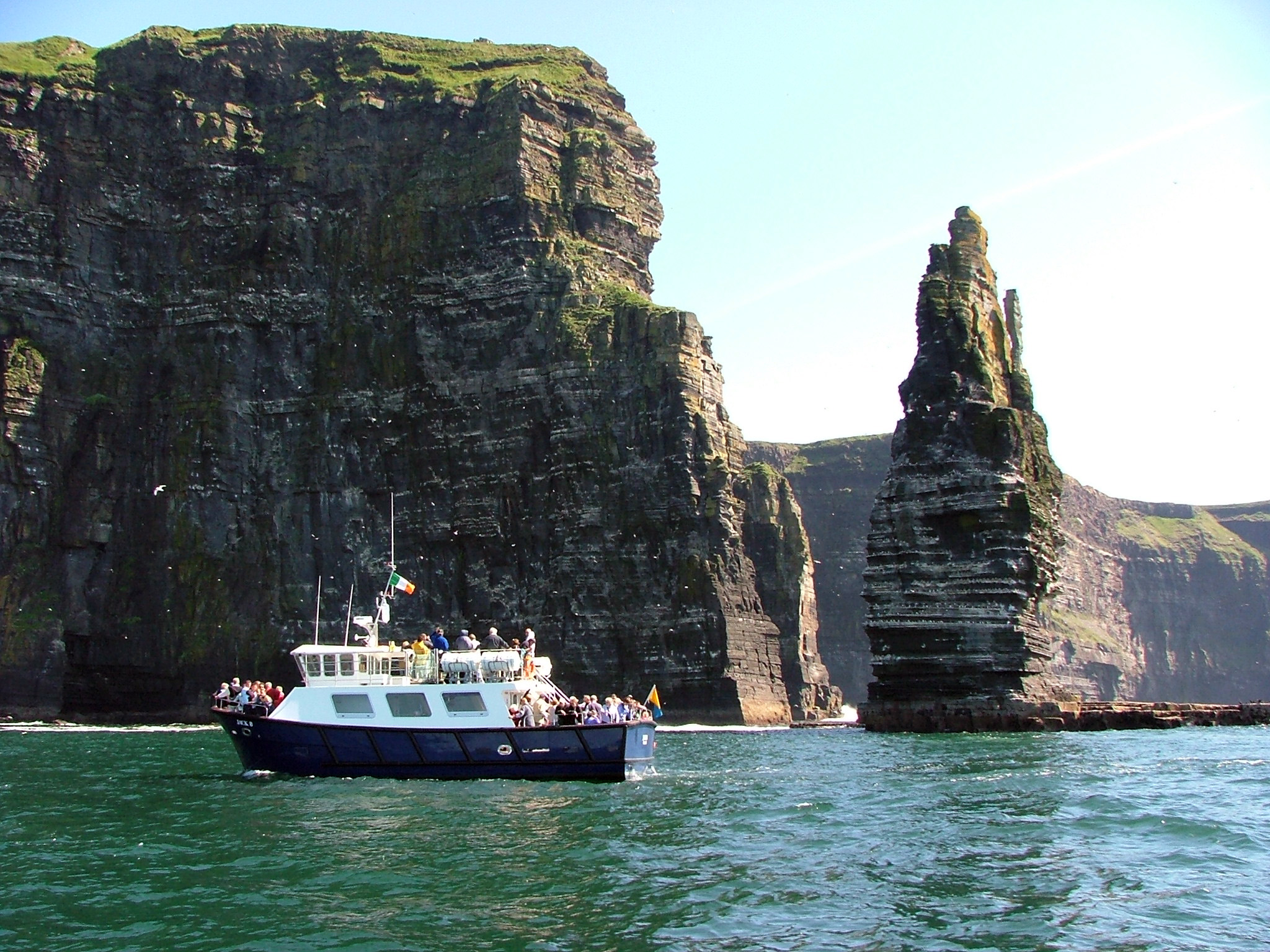 Aran Island Ferry Schedule Doolin