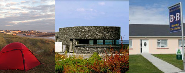 Where to Stay on the Aran Islands