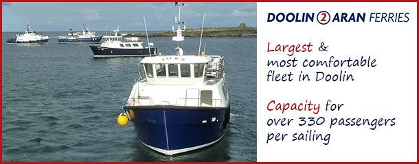 Doolin2Aran Fleet